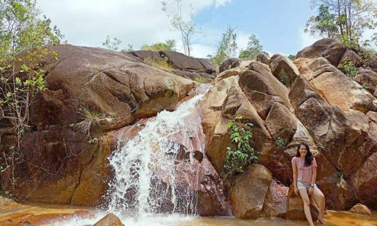 Air Terjun Pait Jaya Muntok