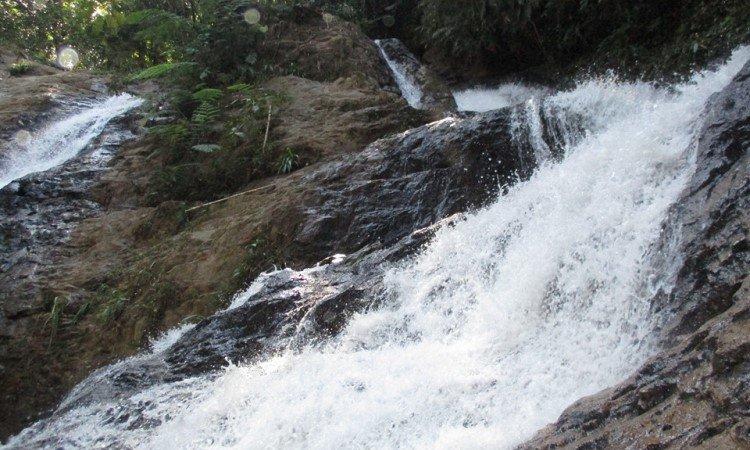 Air Terjun Talang Jaya