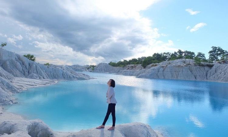 Danau Kaolin (C