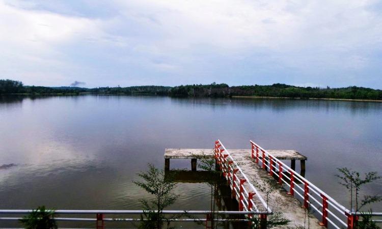 Danau Lembah Sari