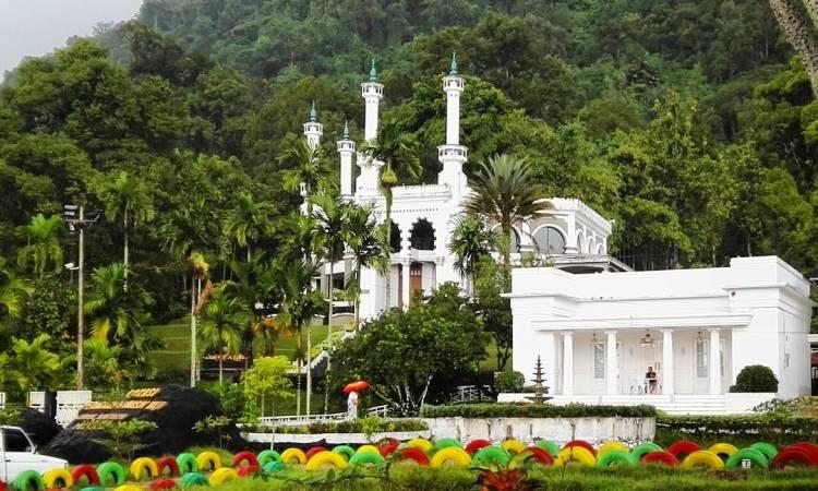 Manasik Haji di Miniatur Makkah