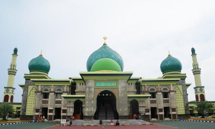 Masjid Agung An-Nur