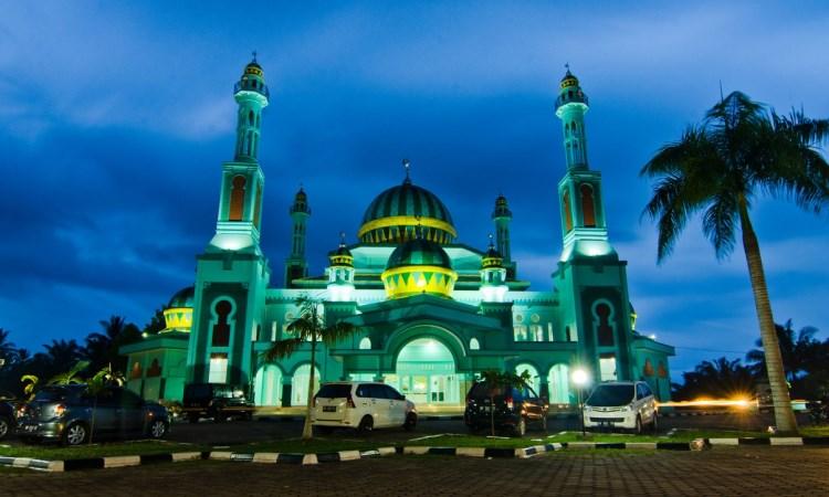 Masjid Raya Al-Manan