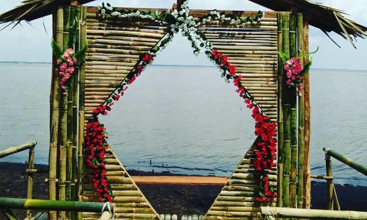 Pantai Pulai Bungkuk Indah
