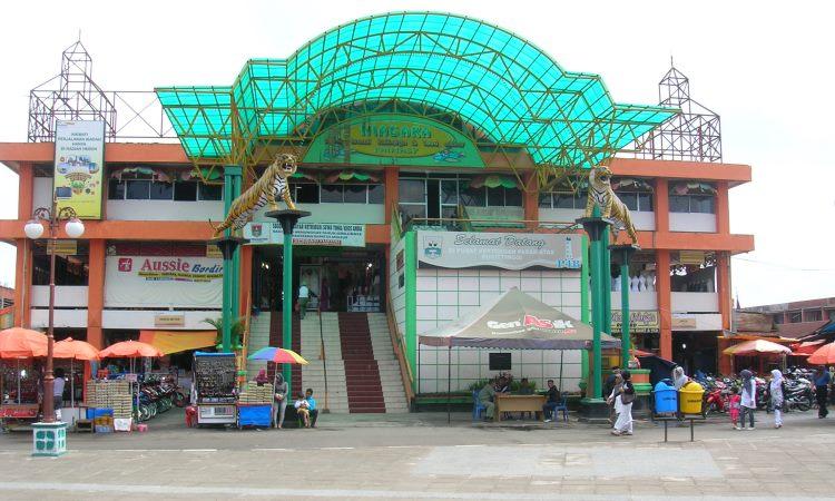 Pasar Atas Bukittinggi