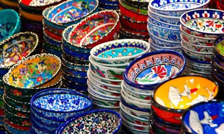 Pasar Keramik Sitimang