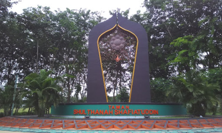 Taman Ratu Safiatuddin