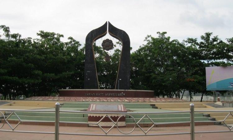 Taman Ratu Safiatudin