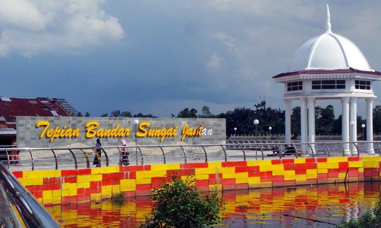 Tepian Bandar Sungai Jantan