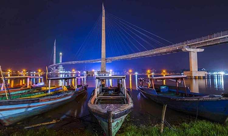 Wisata Perahu Ketek Batanghari