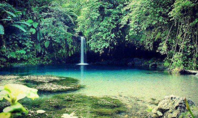 Air Terjun Kapalo Banda
