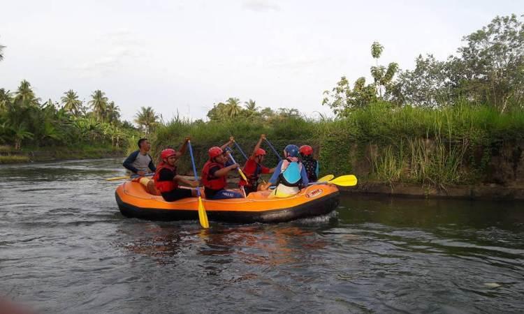 Arung Jeram Watervang