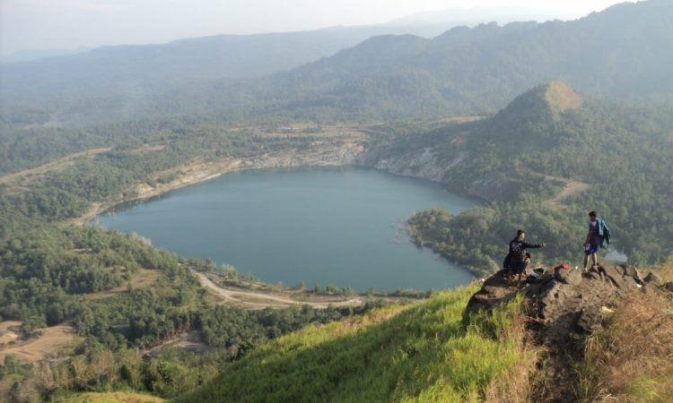 Bukit Kendi & Danau Cinta