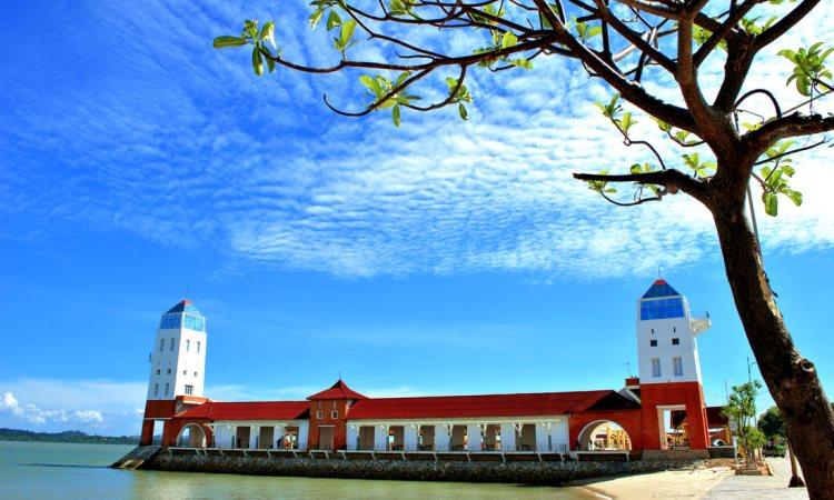 Coastal Area Tanjung Balai Karimun