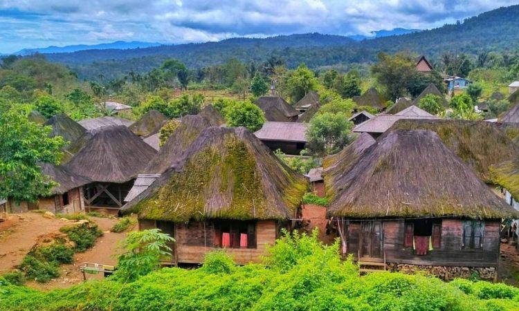 Desa Tradisional Sibanggor