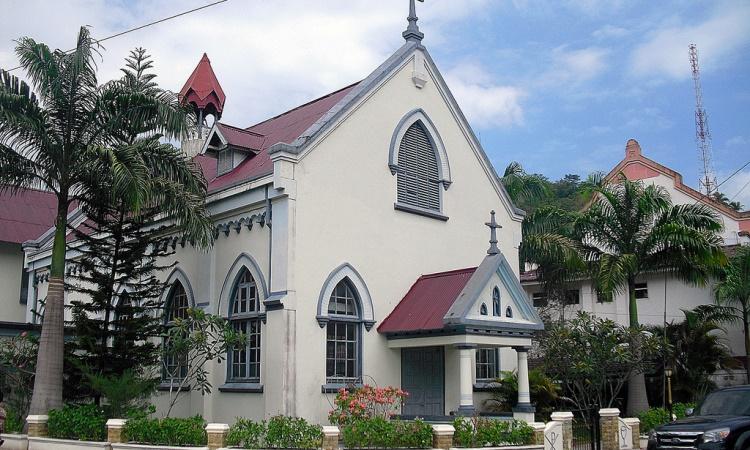 Gereja Katolik Santa Barbara