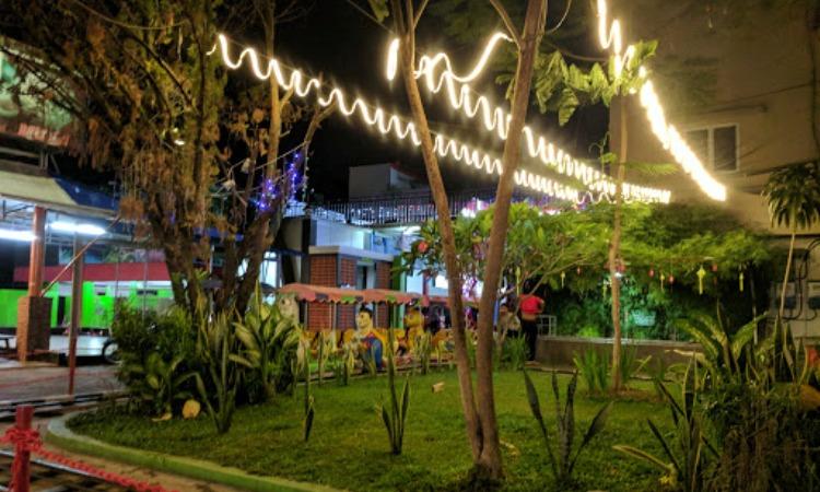 Kampung Kuliner Binjai