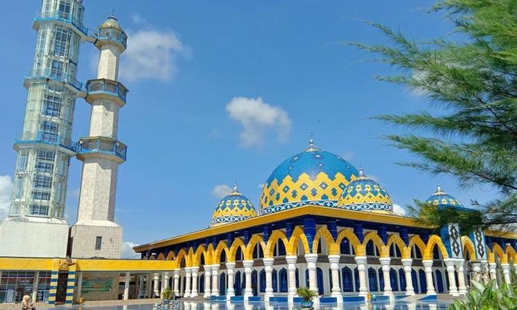Masjid Agung As-Salam