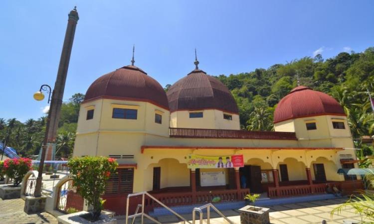 Masjid Agung Nurul Islam