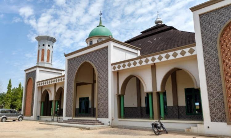 Masjid Agung Simpang Pematang