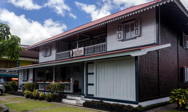 Museum Rumah Bung Hatta