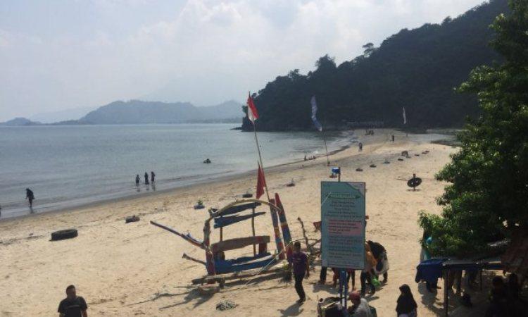 Pantai Indah Krakatoa