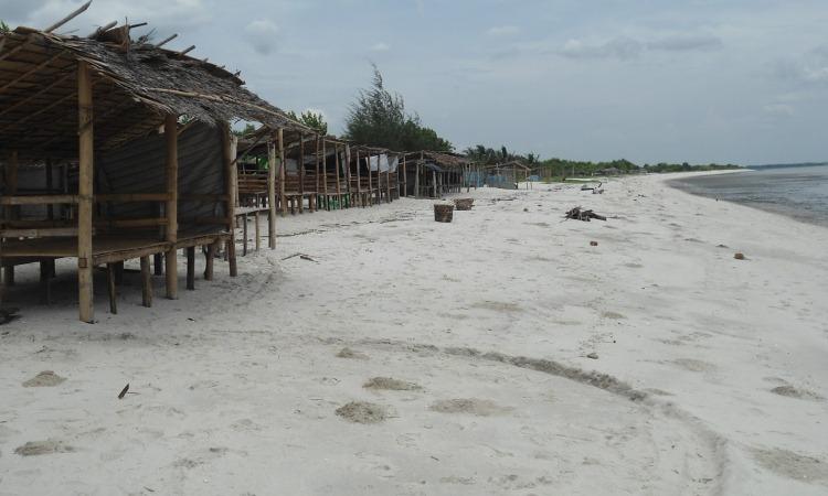 Pantai Jono atau Perjuangan