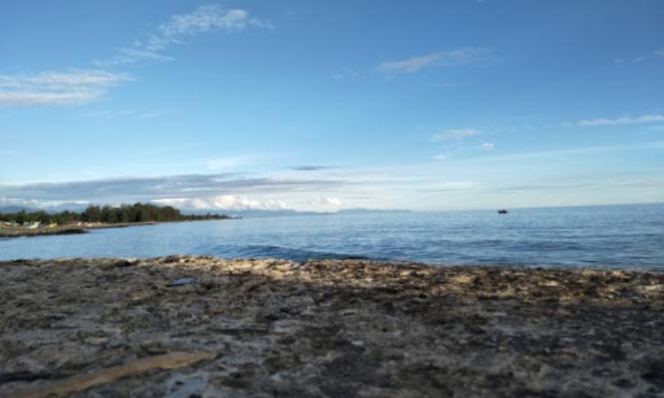 Pantai Kata Pariaman