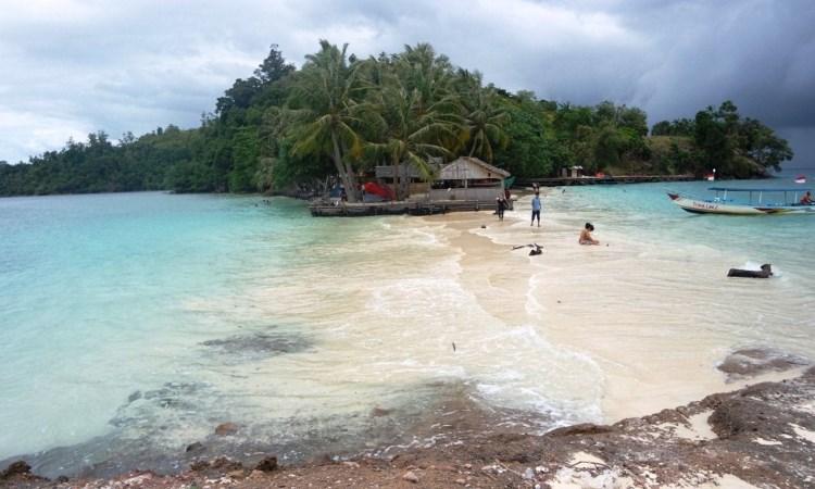 Pantai Pamutusan