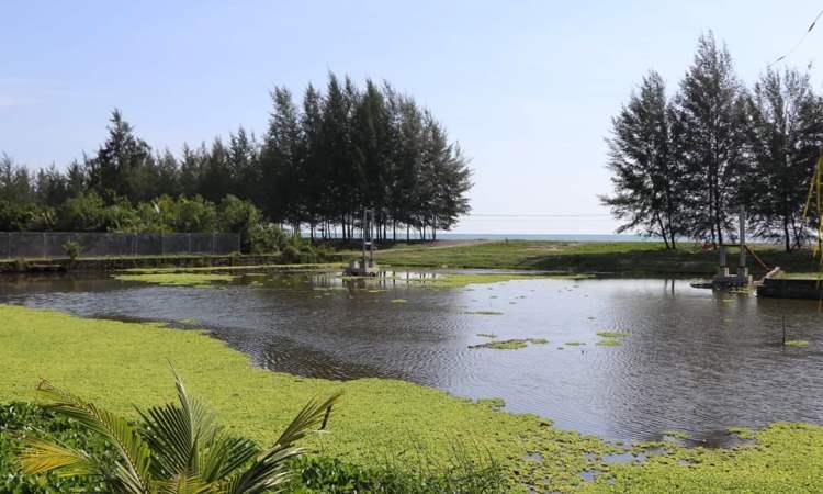 Pantai Talao Indah