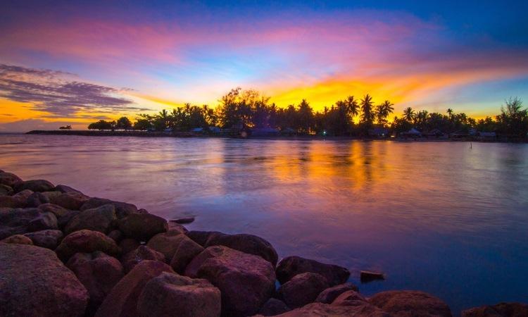 Pantai Tiram