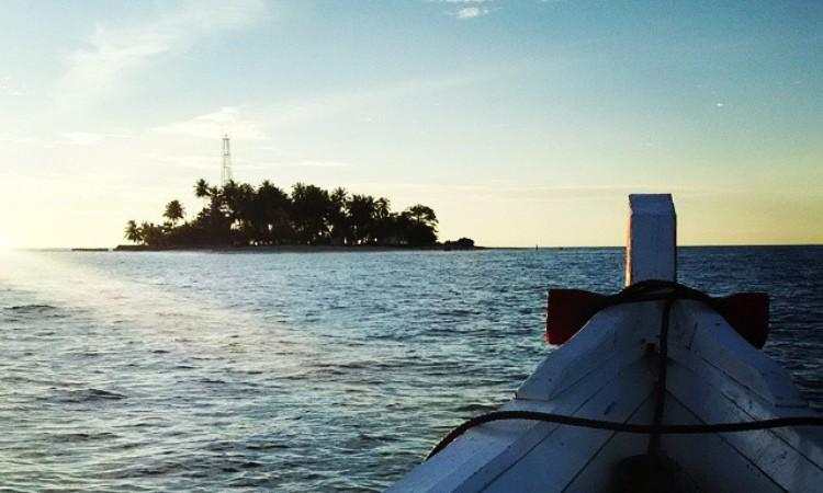Pulau Kasiak Pariaman