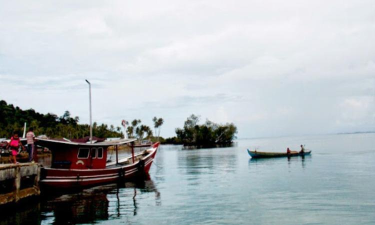 Pulau Tamang