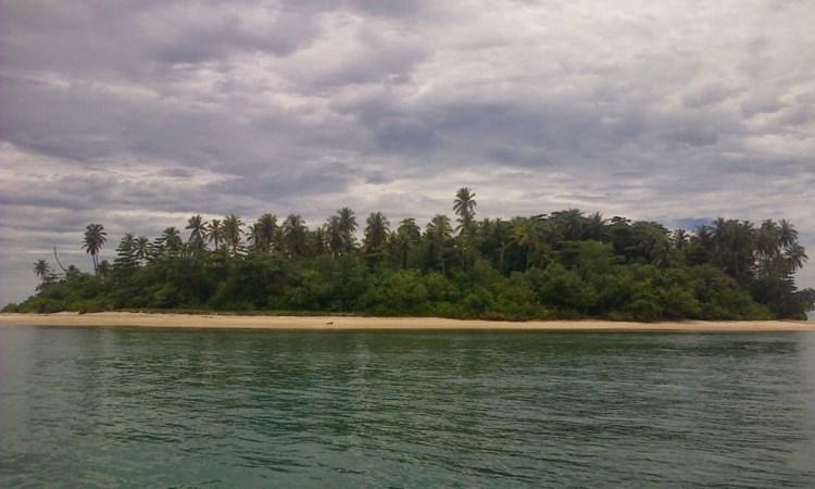 Pulau Tangah