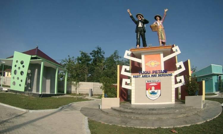 Rest Area Way Serdang