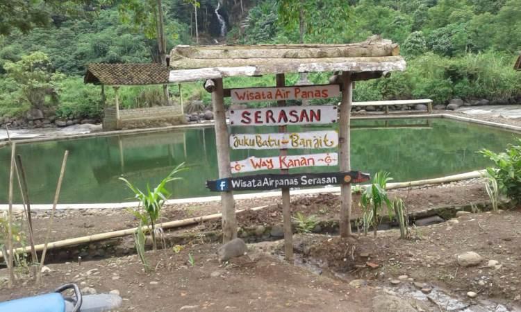 Sumber Air Panas Serasan