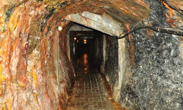 Terowongan Masa Lalu Sawahlunto