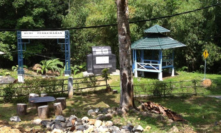 Wisata Alam Kubu Perahu