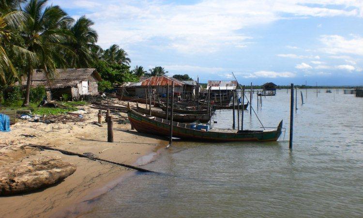 Wisata Pulau Sembilan dan Pulau Kampai