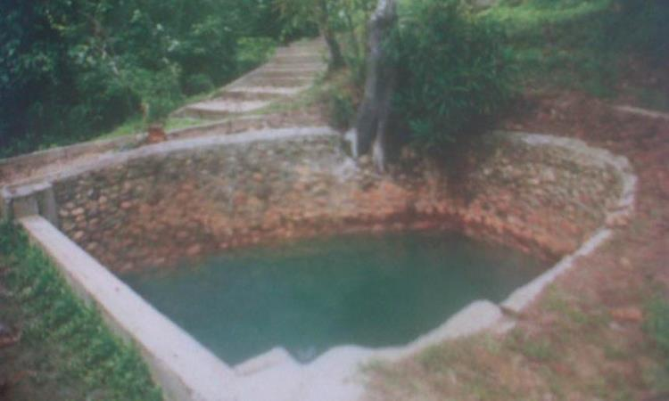 Air Panas Sungai Pinang