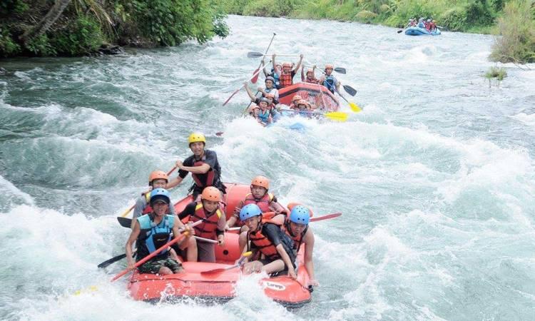 Arung Jeram Sungai Musi