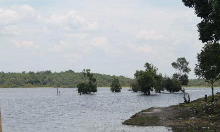 Danau Batanghari Siku