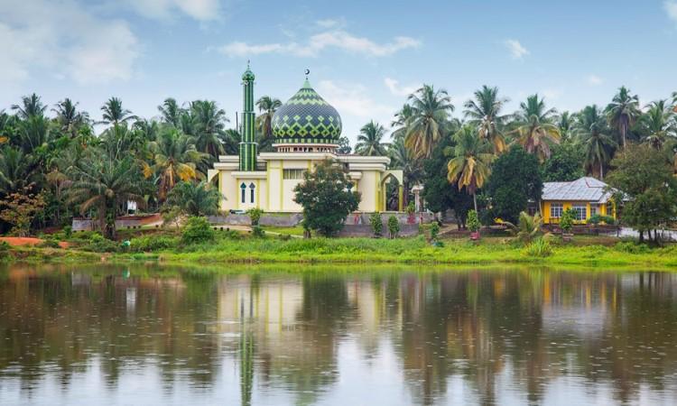 Danau Masjid Koto Kari