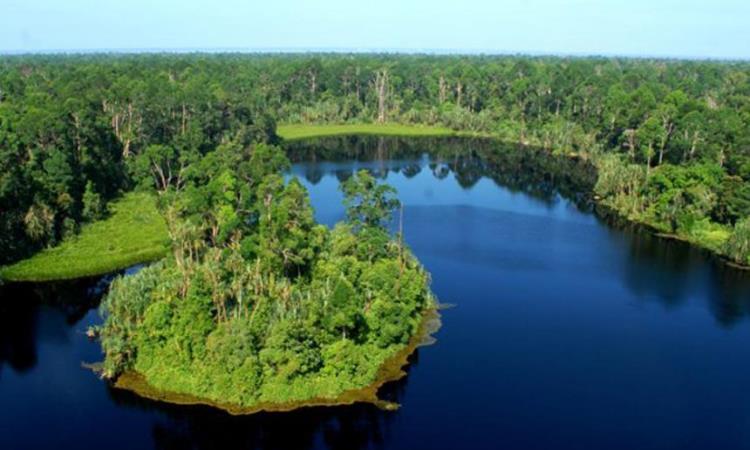 Danau Pulau Padang