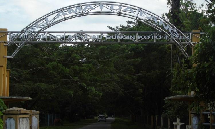 Hutan Kota Pulau Bungin
