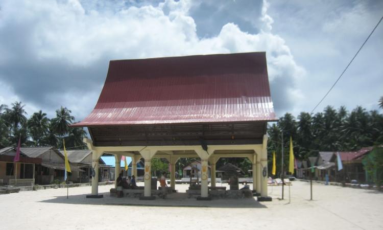 Kampung Pulau Tello