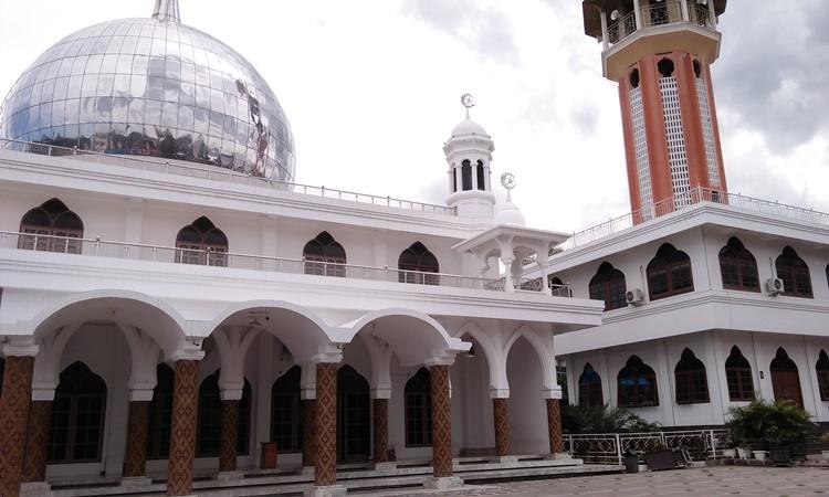 Masjid Raya Pematangsiantar