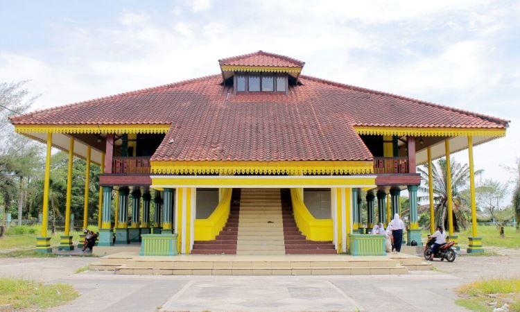 Replika Istana Indragiri