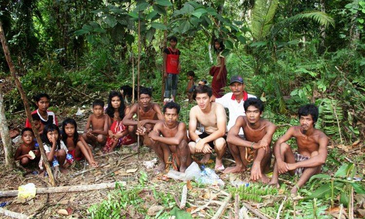 Suku Kubu Kandang