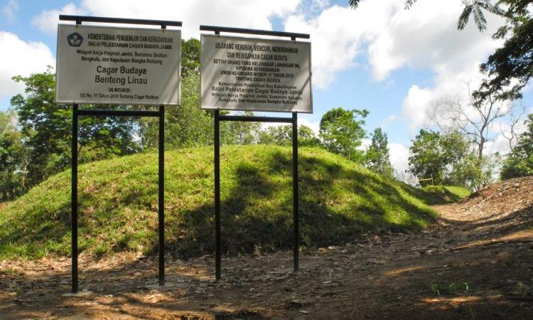 Benteng Linau